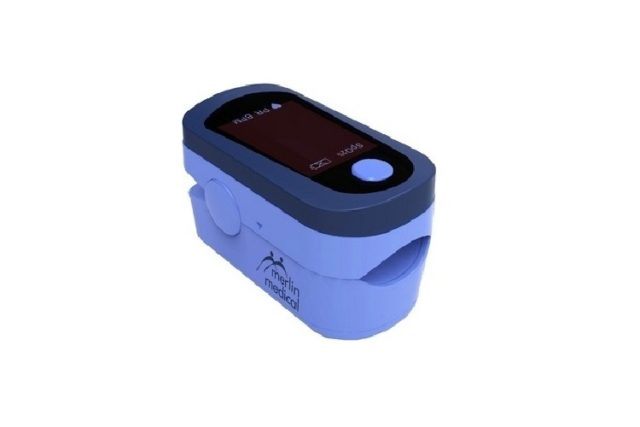 Merlin Finger Pulse Oximeter