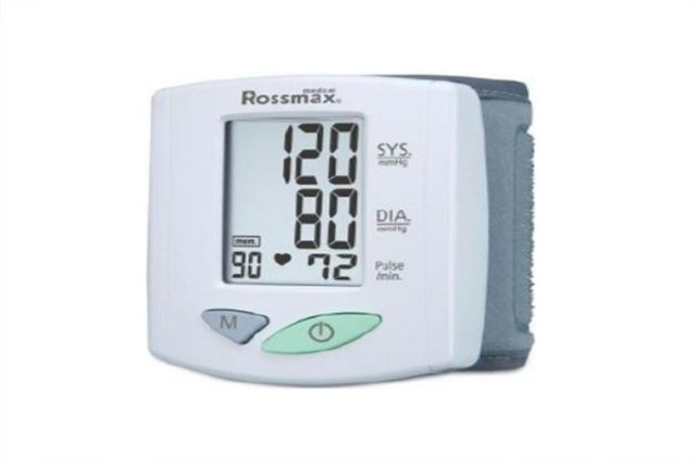 Lifemax Automatic Digital BP Monitor